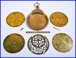 19th C. ANTIQUE OTTOMAN OR QAJAR PERSIAN ASTROLABE ARABIC ISLAMIC