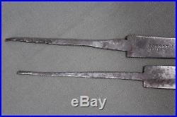 2 antique Moroccan koumya blades Circa 1855