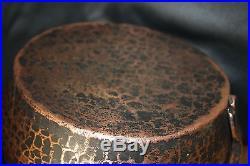 40,5 cm Big Antique Dallah Coffee Pot Arabic Islamic Bedouin Hallmark Muscat
