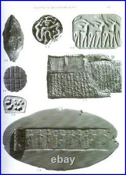 7,000 Years of Seals Indus Sumer Rome Babylon Assyria Ur Greek Minoan Mycenea