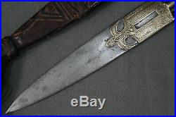 A fine dagger from Niger area Niger, 20th century