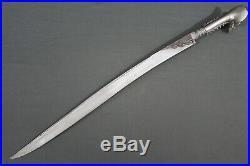 A scarce yatagan sword (sabre) Balkans, probably Bosnia, 19th century