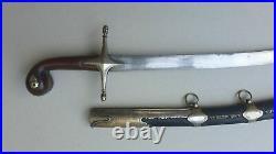 ANTIQUE OTTOMAN SABRE SHAMSHIR TURKISH SWORD persian kilij