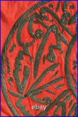 ANTIQUE VINTAGE BEAUTIFUL ISLAMIC OTTOMAN ARABIC REVIVAL INLAY bag & KEY Karbala