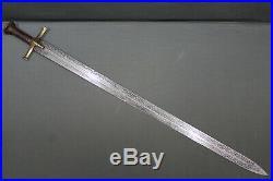 An impressive Sudanese Kaskara sword Sudan, 19th century