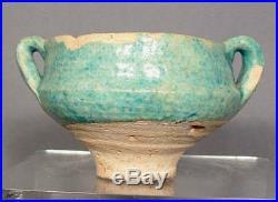 Ancient Ceramic Wine Cup Persian Sassanian 224-642 AD