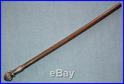 Antique 16th-17th Century Islamic Turkish Ottoman Or Hungarian War Mace to sword