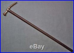 Antique 16th 18th century Turkish Ottoman Islamic War Hammer to sword