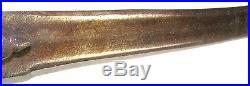 Antique 18-19th Century Middle Eastern Indo Persian Mughal Shamsir Tulwar Sword