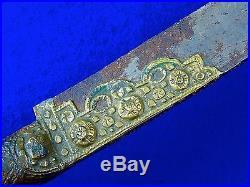 Antique 18 Century Middle East Persia Persian Turkish Yatagan Sword Dagger Saber