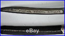 Antique 18th -19th century Turkish Ottoman Islamic Sword Yatagan