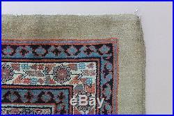 Antique Circa-1900 Middle Eastern, Camel Hair, Runner Rug Carpet, NR
