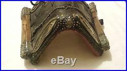 Antique Islamic Horse Saddle Ornament Rare Iraqi Middle Eastern