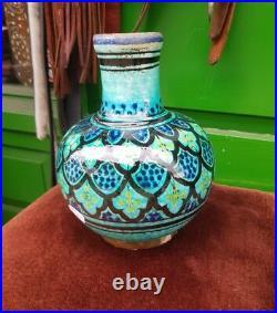 Antique Islamic Moorish Pot