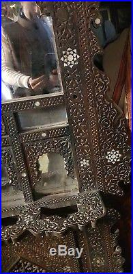 Antique Islamic Syrian side Wall Cabinet