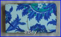 Antique Iznik Design TILE #3