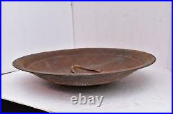 Antique Mughal or India Indo Islamic Vintage Dhal Shield weapon armor 19