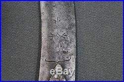 Antique Ottoman bichaq dagger Ottoman empire 18th 19th century