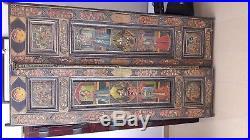 Antique Persian Doors. Qajar Qadjar Kadjar Dinasty
