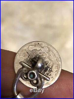 Antique Qajar jewelry Silver