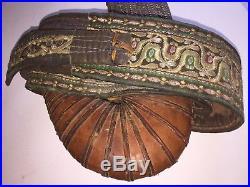 Antique Silver Jambiya Dagger Arabic Oman Knife Khanjar Islamic Hallmark