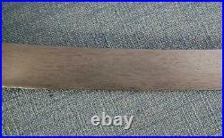Antique Turkish Ottoman Islamic Sword Shamshir In Silver Damascus Steel Wootz
