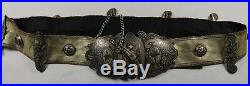 Antique Vintage Turkish Belt Approximately 28 Inches long and 1 1/2 Inches Wide