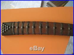 Antique mid 19th century Burma Thai or Laos Sword and scabbard