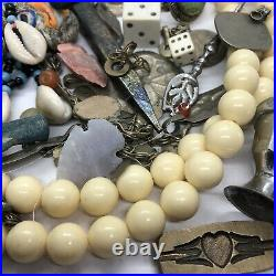 Authentic Lot Of Vintage & Antique Arabic Middle Eastern Collectibles Islamic