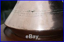 Big 43,5 cm NIZWA Oman Arabic Muscat Very Antique Dallah Coffee Pot Middle East