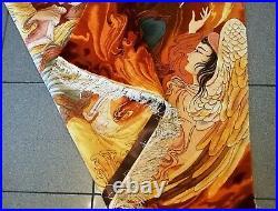 Brand new Masterpiece Persian Tabriz handmade Omar Khayyam carpet