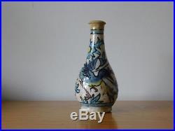 C. 15th Antique Islamic Middle Eastern Persian Safavid porcelain vase