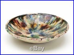 Dish From Phds Wikramaratna Islamic Pottery Collection