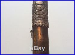Fine Old Antique Ottoman Middle Eastern Yataghan Dagger Wootz No Shamshir Sword
