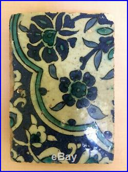 Islamic Antique Ottoman Empire, Damascus TILE