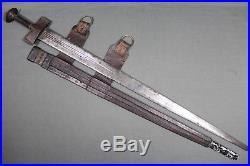 Islamic Tuareg takuba sword (sabre) North Africa, first half 20th century