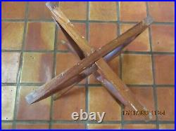 Moroccan / Middle Eastern Brass Folding Tray Table