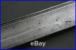 Moroccan nimcha sabre (sword) Morocco 18th 19th century