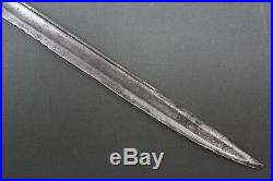 Moroccan sabre (sword) in the European style Morocco, 2nd half 19th early 20th