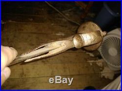 Nice OLD indo-Persian Tulwar Talwar Saber Sword