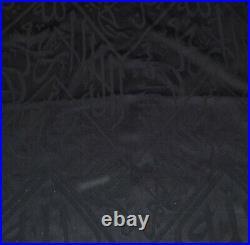 Original Kiswa Of The Kaaba Certificated Kaaba Black Cloth