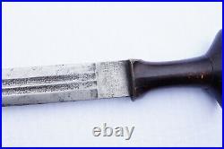 Original antique Aethiopian Arabian Sword, not Nimcha, Saif, Dagger
