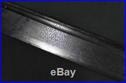 Ottoman Circassian sabre signed and dated 1849 Kazi Koumouk (actual Dagestan)