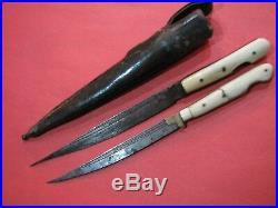 Ottoman Turkish Surmene Knifes
