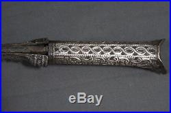 Ottoman yatagan sword Ottoman empire, 19th century