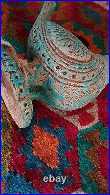 Persian Art Handmade Pottery Ceramic Earthenware Islamic Middle Eastern Ottoman
