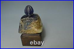 Rare Ancient Middle Eastern Byzantine Rock crystal Finial Circa 8 -11 C AD