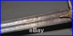 Rare Antique 18th Century Islamic Turkish Ottoman Or Polish Sword Karabela Sabre