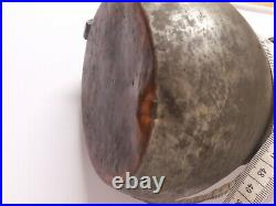 Raslan Antique Arabic Islamic Dallah Coffee Pot Bedouin Copper Middle East Rare