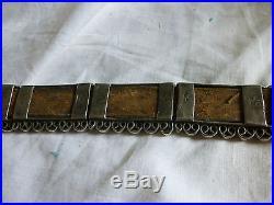 Superb Heavy Fine Quality Antique Armenian Silver Belt